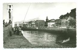 64 - CIBOURE - Port Et Quai Maurice Ravel (pêcheurs...) - Ciboure
