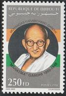 DJIBOUTI 1998 - Yvert N° 739 (Michel N° 660) Mahatma Gandhi - Neuf** - 1er Choix (Lot 28) - Yibuti (1977-...)