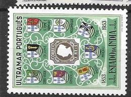 Portuguese India Mnh ** 3 Euros - Portuguese India