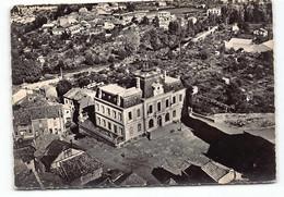 Carmaux.  Le Chateau  . En Avion Au Dessus De.. Edit Lapie  - - Carmaux