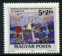 HUNGARY 1989 Youth Charity MNH / **.  Michel 4014 - Nuevos