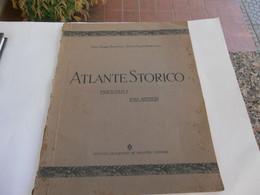ATLANTE STORICO EVO ANTICO - FASCICOLO I - BARATTA/FRACCARO - Ed. ISTITUTO GEOGRAFICO DE AGOSTINI NOVARA 1932 - Society, Politics & Economy