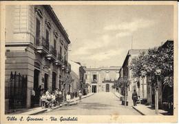 VILLA S. GIOVANNI - VIA GARIBALDI - Reggio Calabria