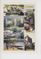 La Creuse Multivues, Pont Senoueix, Viaduc Busseau, Rigole Diable, Lac Vassiviere, Moutier D'Ahun (n)485/23 Dubray) - Otros Municipios