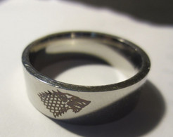 Bague Game Of Thrones - Motif Viking - B.E - - Rings