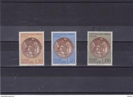VATICAN 1963 NOËL Yvert 390-392 NEUF** MNH - Unused Stamps