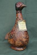 Rare Bouteille Liqueur De Collection Faisan - Spirits