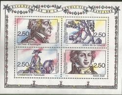 BF Bicentenaire De La Révolution Française  N°13** 1991 - Nuevos