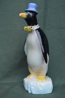 Rare Bouteille Liqueur De Collection Pingouin - Spirits