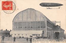 """MAUBEUGE - Centre D'aérostation Militaire - Hangar Du """"Dupuy De Lôme"""" - Dirigeable - Maubeuge"""