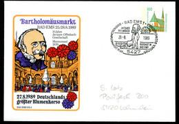 JACQUES OFFENBACH Bund PU290 D2/001 Sost. Bad Ems 1989 - Music