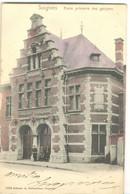 Cpa Soignies   1905 - Soignies