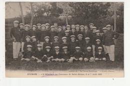 """EVRON - """"L'ALERTE"""" AU CONCOURS DE SAINT BRIEUC, 6 ET 7 AOUT 1922 - 53 - Evron"""