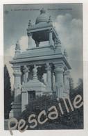 BRABANT WALLON - CP COURT SAINT ETIENNE - MONUMENT GOBLET D'AVIELLA - SBP N° 9 Sté An. Belge De Phototypie - ECRITE 1919 - Court-Saint-Etienne