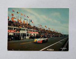 24 Heures Du Mans 1970 LE MANS (Sarthe) La Grande épreuve Internationale - PORSCHE 908 N° 27 - Le Mans