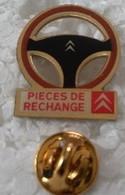 Pin's - Automobiles - Citroën - PIECES DE RECHANGE - - Citroën