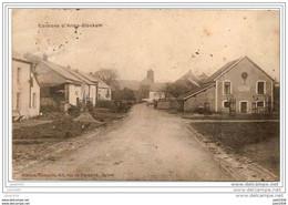 STOCKEM ..--  1911 Vers RHODE - ST - GENESE ( Mme RUGERY?? ) . Voir Verso . - Arlon