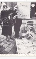 PARIS - Manifestation Contre La Venue Du Pape En 1980 - Demonstrations