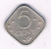 5 CENTS 1975 NEDERLANDSE ANTILLEN /4101/ - Antillas Nerlandesas