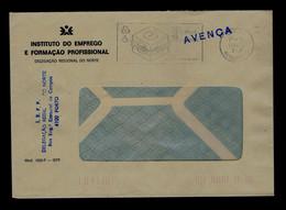PORTUGAL Porto Town (31-10-1987 CGD Money Saving World Day) Slogan Pmk Mailed Monnaies Gc5659 - Coins