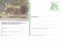 ALLEMAGNE DEUTSCHLAND RATTENFANGER HAMELN 3250 WESER FONTAINE BRUNNE HAMELSCHEN KINDEN FLUTE MUSIQUE MUSIC MUSIK MUZIEK - Music