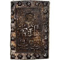 Monnaie, Japon, Ansei, Bu, Ichibu, 1859-1868, TTB+, Argent, KM:16a - Japan