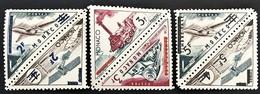 Monaco 1956, Poste, N° 453 à 458, Splendides, Neufs Sans Traces De Charnières - Ungebraucht