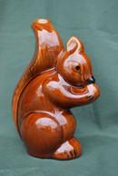 Rare Bouteille Liqueur De Collection écureuil N°2 Liqueur Chicanne - Spirits