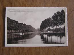 RONQUIERES Le Zilver Meeuw En Excursion Canal Halage Province Hainaut Braine Le Comte Belgique Carte Postale Postcard - Braine-le-Comte