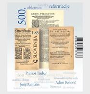 Slovenie Slovenija Bf 099 La Réforme, Christianisme, Protestantisme - Writers