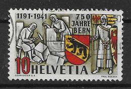 Schweiz  398 O - Used Stamps