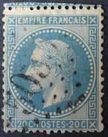29B Voisin, Obl BFE BUREAU SUPPLEMENTAIRE GC 5035 Jemmappes (Constantine, Algérie ) Ind 11 - 1849-1876: Classic Period