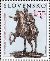 Slovakia - 2021 - 1900th Anniversary Of Birth Of Marcus Aurelius, Roman Emperor - Mint Stamp - Ungebraucht
