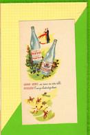 BUVARD & Blotting Paper :Grande Source  VITELLOISE - Sprudel & Limonade