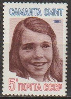 UdSSR 1985 MiNr.5564 ** Postfrisch Tod Von Samantha Smith ( R 223 ) Günstige Versandkosten - Nuevos