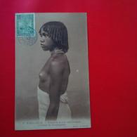 FEMME DE LA COTE SUD ORIENTALE FEMME NU - Madagascar