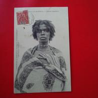 PROVINCE DE MAJUNGA FEMME SAKALAVA CACHET BATEAU - Madagascar