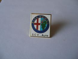 Logo ALFA ROMEO SCV AUTO - Alfa Romeo