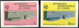 725/726** ND/OG - Journée Mondiale De L'U.I.T. / Werelddag Van De Televerbindingen - CONGO - Other