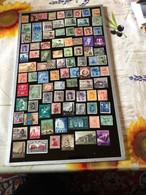 100 Verschillende Postzegels EGYPTE Gestempeld - Unclassified