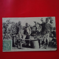 NOSSI BE QUATRE PRISONNIERS DE LA REVOLTE DE SAMBIRANO EN 1898 - Madagascar