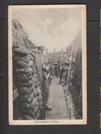 AK  Frankreich Oder Belgien  Flandern Schützengraben Feldpost 23.2.1917 - Zonder Classificatie