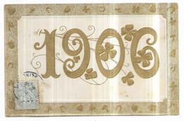 Gauffrée 1906 - Anno Nuovo