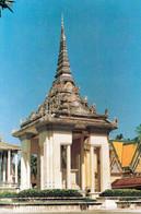 1 AK Kambodscha * Shrine Von König Norodom Im Royal Palace In Der Hauptstadt Phnom Penh * - Cambodia