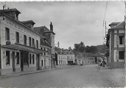 27 Eure - PONT St Saint PIERRE - Le Café Du Commerce Et Rue Principale - Other Municipalities