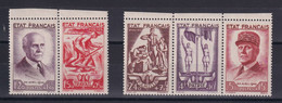 D 174 / LOT N° 576/580 NEUF** COTE 110€ - Collections