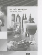 Feuillet épreuve En Noir Ministérielle Belgique Tirage 75 Ex.  BIERE - Wines & Alcohols