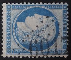 60C Obl BUREAU SUPPLEMENTAIRE GC 6017 St-Martin-des-Besaces (13 Calvados ) Ind 17 - 1849-1876: Klassik