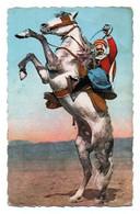 Carte Postale Ancienne - Afrique Du Nord - Fantasia - Traces De Colle Au Dos - Plaatsen