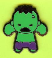 Pin's BD Disney Marvel Kawaii Art Collection Hulk - 3X01 - Disney
